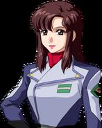 Super Robot Wars T Character Face Portrait 434