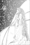 Turn A Gundam Novel Hagio Moto Kihel Diana Soreil