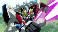 GAT-X105B-CM Build Strike Gundam Cosmos (GM's Counterattack) 04