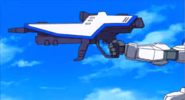 Freedom's MA-M20 Lupus Beam Rifle