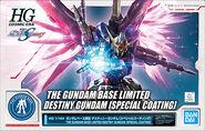 HGCE Destiny Gundam -Special Coating-