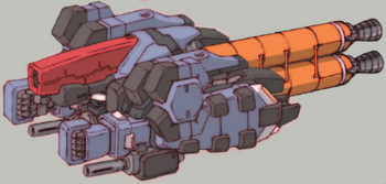 MA Mode (Booster)