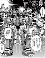 TB FA Gundam maintenance