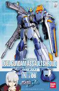1-100 Duel Gundam Assault Shroud