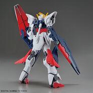 GF13-017NJ-B Gundam Shining Break (Gunpla) (Rear)