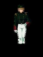 G Gen Cross Rays Custom Character (Male Oz Soldier)