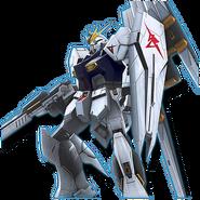 Gundam Diorama Front 3rd RX-93- ν Gundam