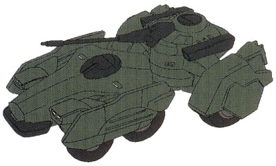 Connected Armored Vehicle