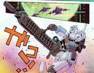 Cucuruz Doan's Island Chapter 17 FSD Gundam Unit 2
