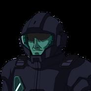 Titans Crewman (G Gen Wars)