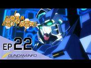 GUNDAM BUILD FIGHTERS-Episode 22- Meijin vs Meijin (ENG dub)