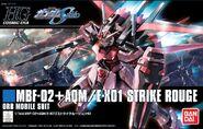 HG Aile Strike Rouge Boxart