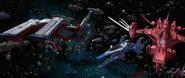 Archangle, Kusanagi and Eternal Damaged 01 (Seed HD Ep50)