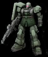 Gundam Online Wars Geara Zulu