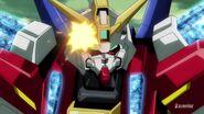 SB-011 Star Burning Gundam (GM's Counterattack) 03