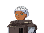 Super Gundam Royale Profile Loran Cehack Young