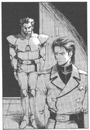 Gundam Chars Counterattack - High Streamer RAW Novel V01-017