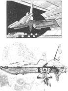 Gundam Chars Counterattack - High Streamer RAW Novel V01-251