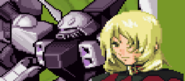 Gundam SEED destiny GBA Rey