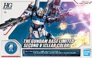 HGUC Second V -Clear Color-