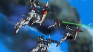 Strike Daggers in the Sky