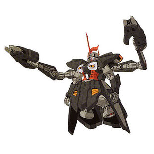 Front (High Mobility Mobile Armor Mode)