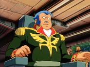 Mobile Suit Gundam Journey to Jaburo PS2 Cutscene 057 Coscon 2
