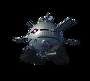Super Gundam Royale Luna Tank