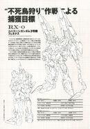 Unicorn Gundam Phenex Lineart
