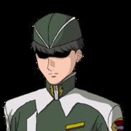 ZAFT Crewman (G Gen Wars)