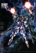 CB-002 Raphael Gundam (Gundam Perfect File)