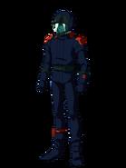G Gen Genesis Custom Character (Male Titans Pilot)
