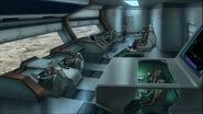 Ground Battleship's Bridge