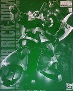 Gunpla MG RickDomDozleZabi box