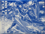 MG 00 Qan-T- Full Saber -Special Coating-