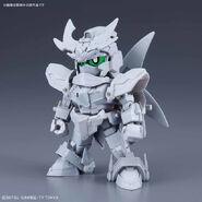 SDBD RX-Zeromaru Gunpla 2