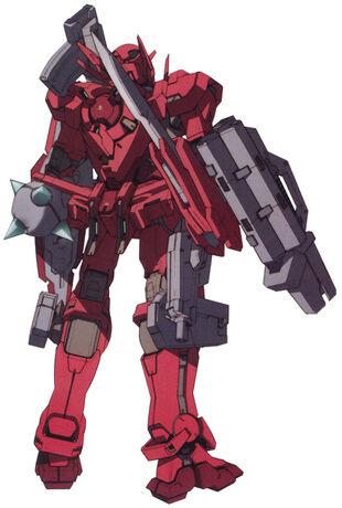 Rear (Full Weapon)