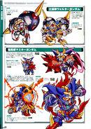 Gold Saga Monster 4