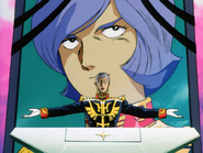 Mobile Suit Gundam Journey to Jaburo PS2 Cutscene 028 Gihren