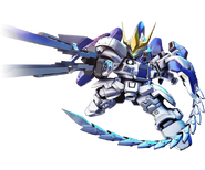 SD Gundam G Generation Cross Rays Tallgeese III