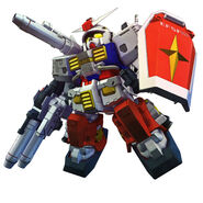 SD Gundam G Generation Genesis Perfect Gundam