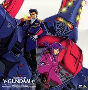 Victory Gundam Laser Disc 11