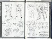 CB-002 - Raphael Gundam - Technical Detail & Design