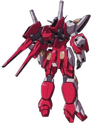 Rear (Gundam Mode)