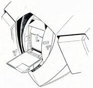 Godzorla-cockpithatch