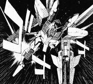 MSN-001X Gundam Delta Kai (Ep 01) 02