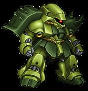 Super Robot Wars Z3 Tengoku Hen Mecha Sprite 052