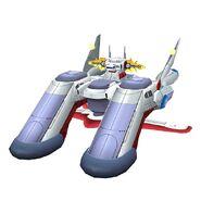 Archangel Super Robot Wars X-Ω 2