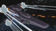 Drake Firing Weapons 01 (Seed HD Ep13)