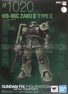 GFFMC 1020 MS-06C Zaku II type C front